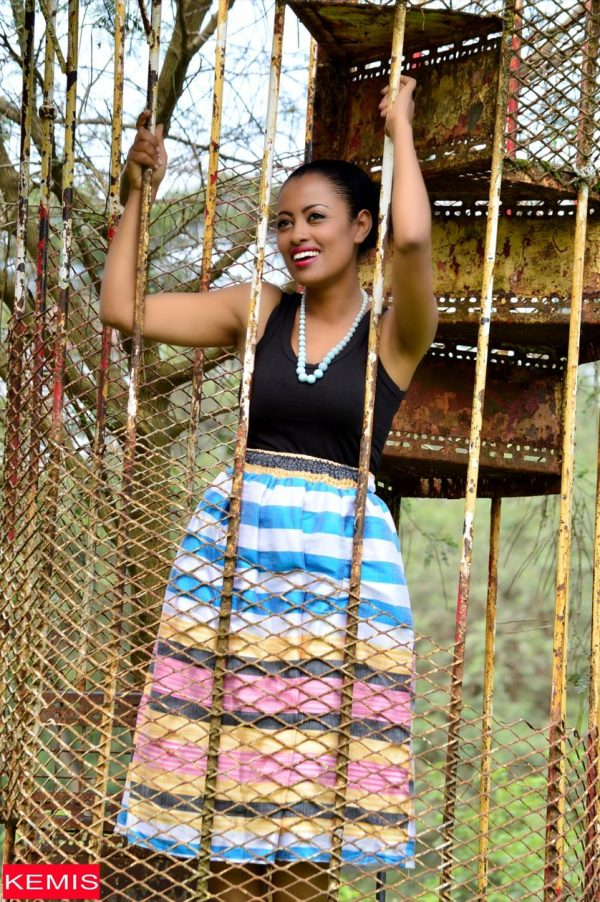 ethiopian design clothing