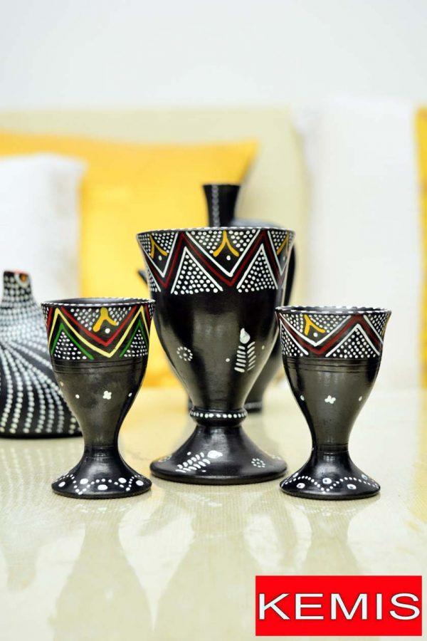 HANDMADE ETHIOPIAN HABESHA WINE CUPS
