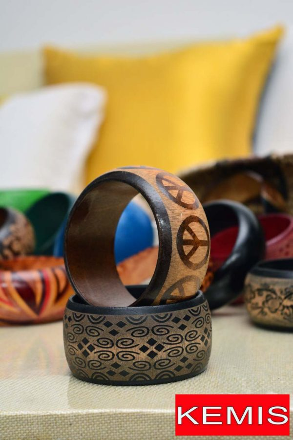 Ethiopian WOOD accessories