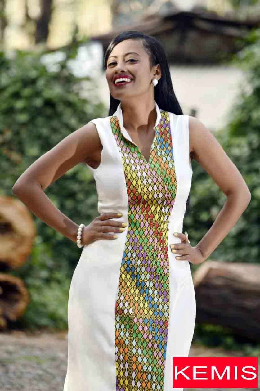 Ethiopian Women Dress