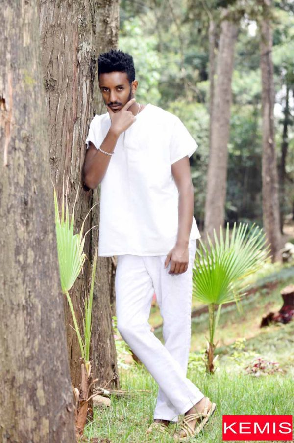 Ethiopian traditional clothing for men